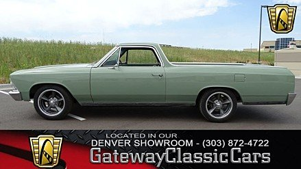 1966 Chevrolet El Camino for sale 100963847